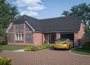 Off Whichers Gate Road, Rowlands Castle PO9. 3 bed detached bungalow
