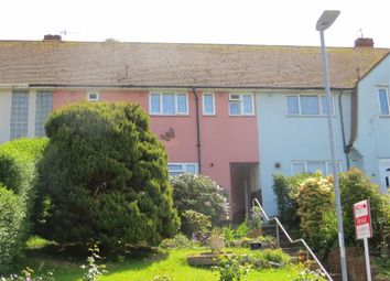 Thumbnail 4 bed terraced house for sale in Churchill Avenue, Hastings, East Sussex