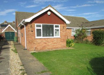 Thumbnail 2 bed semi-detached bungalow to rent in Mill Garth, Cleethorpes