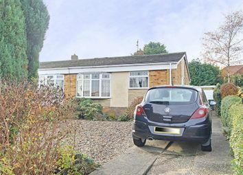 Thumbnail 3 bed semi-detached bungalow for sale in Inmans Road, Hedon, Hull
