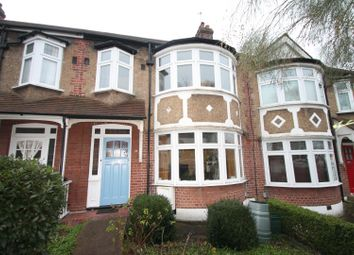 Thumbnail 3 bed terraced house for sale in Dawlish Avenue, Palmers Green, London