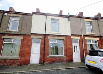 Thumbnail 2 bed terraced house for sale in Douglas Terrace, Crook