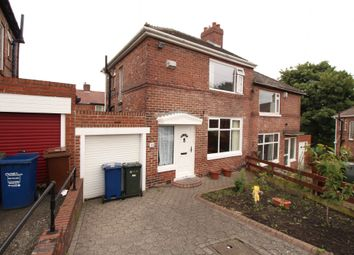 Thumbnail 2 bed semi-detached house for sale in Denhill Park, Benwell, Newcastle Upon Tyne