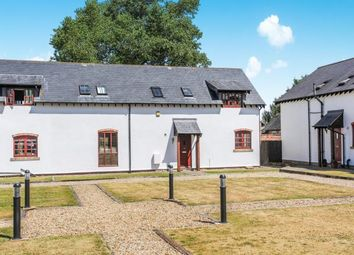 Thumbnail 4 bed barn conversion for sale in Cotton Hall Barns, Middlewich Road, Holmes Chapel, Cheshire