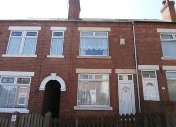 Thumbnail 2 bed terraced house to rent in Duke Street, South Normanton, Derbyshire