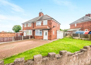 3 bed semi-detached house for sale in School Road, Wednesbury WS10