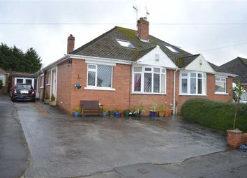 Thumbnail 3 bed semi-detached bungalow for sale in St. Lythans Road, Barry