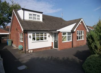 Thumbnail 4 bed detached bungalow for sale in Manor Road, Wrea Green, Preston