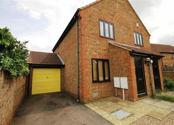 Thumbnail 2 bed semi-detached house to rent in Tippet Close, Browns Wood, Milton Keynes