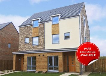 "Thumbnail 4 bed semi-detached house for sale in ""Hackworth"" at Whitworth Park Drive, Houghton Le Spring"