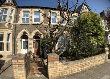 Thumbnail 3 bed terraced house to rent in Kings Road, Pontcanna, Cardiff