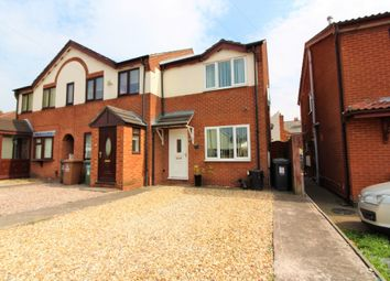 Thumbnail 3 bed town house for sale in Clothier Street, Willenhall