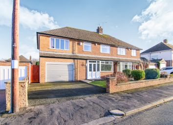 Thumbnail 5 bed semi-detached house for sale in Appleton Drive, Greasby, Wirral