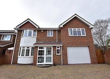 Thumbnail 5 bed detached house for sale in Wombwell Gardens, Northfleet, Gravesend