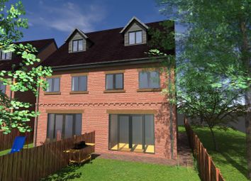 Thumbnail 4 bed semi-detached house for sale in Fraser Street, Newstead Village, Nottingham