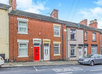 Thumbnail 2 bedroom terraced house to rent in Ruxley Road, Bucknall, Stoke-On-Trent