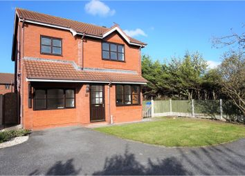 Thumbnail 3 bed detached house for sale in Lon Bedw, Rhyl