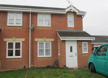 Thumbnail 3 bed semi-detached house for sale in Epsom Close, Rushden