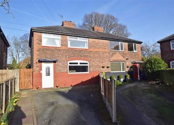 Thumbnail 3 bed semi-detached house for sale in Catterick Avenue, Didsbury, Manchester