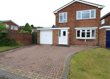 Thumbnail 3 bed link-detached house for sale in Cromwell Road, Tamworth