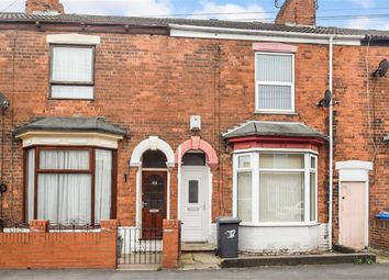 Thumbnail 3 bed terraced house for sale in Mersey Street, Hull