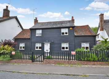 Thumbnail 3 bed detached house for sale in The Street, Little Dunmow, Dunmow