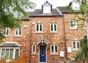 Thumbnail 3 bed town house for sale in Mayflower Way, Wombwell