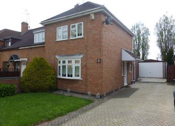 Thumbnail 3 bedroom property to rent in Studfall Avenue, Corby