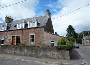 Thumbnail 3 bed end terrace house for sale in St. Andrew Street, Alyth