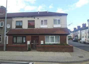 Thumbnail 2 bed flat for sale in Wellington Court, Grimsby