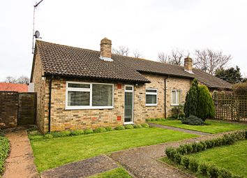 Thumbnail 2 bedroom semi-detached bungalow for sale in The Orchard, Ashley