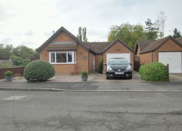 Thumbnail 2 bed detached bungalow for sale in Harrington Drive, Crowland, Peterborough