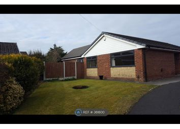 Thumbnail 3 bed bungalow to rent in Dalesford Close, Leigh