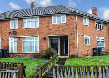 Thumbnail 1 bed flat for sale in Darley Avenue, Hodge Hill, Birmingham