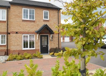 Thumbnail 3 bed semi-detached house to rent in Askew Way, Woodville, Swadlincote, Burton Upon Trent