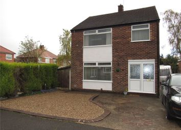 Thumbnail 3 bed detached house for sale in Newport Crescent, Mansfield, Nottinghamshire