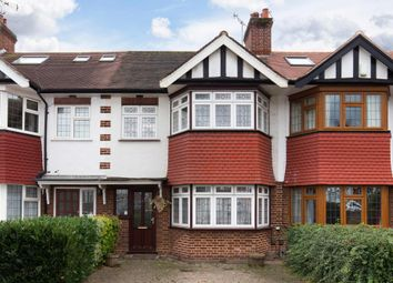 Thumbnail 3 bed terraced house for sale in Elmcroft Avenue, London