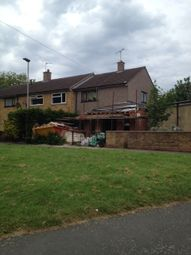 Thumbnail 3 bed terraced house for sale in Monmouth Drive, Leicester