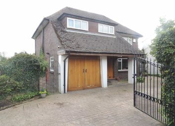Thumbnail 4 bed detached house for sale in Stockport Road, Denton, Manchester