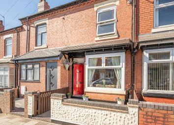 Thumbnail 3 bed terraced house for sale in Westminster Road, Selly Oak, Birmingham, West Midlands