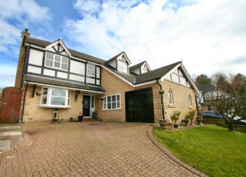 Thumbnail 5 bedroom detached house for sale in Chelmsford Close, Lancaster