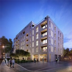 Thumbnail 2 bed flat for sale in 500 Chiswick High Road, Chiswick, London