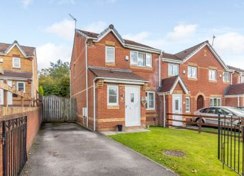 Thumbnail 3 bed semi-detached house for sale in Wildbrook Road, Manchester