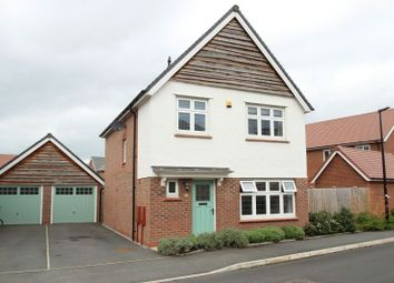 Thumbnail 3 bed detached house for sale in Sandiacre, West Timperley, Altrincham