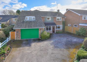 Thumbnail 5 bedroom detached house for sale in Wheatlock Mead, Redbourn, St. Albans