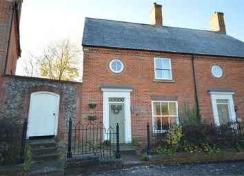 Thumbnail 3 bedroom end terrace house for sale in Highland Crescent, Trowse, Norwich