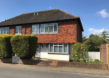 Thumbnail 3 bed semi-detached house to rent in Holly Cottage, West Chiltington