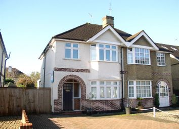 Thumbnail 3 bed property for sale in King George Avenue, Walton-On-Thames