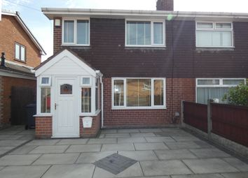3 bed semi-detached house for sale in Wallace Avenue, Huyton, Liverpool L36