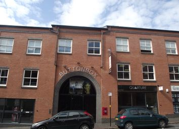 Thumbnail 2 bedroom flat to rent in Warstone Lane, Jewellery Quarter, Birmingham